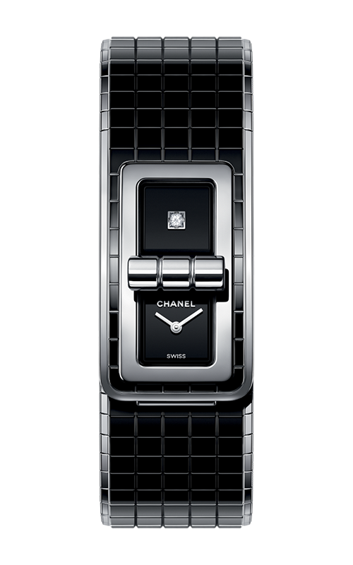 CHANEL Black Code Coco Watch H5147 product image