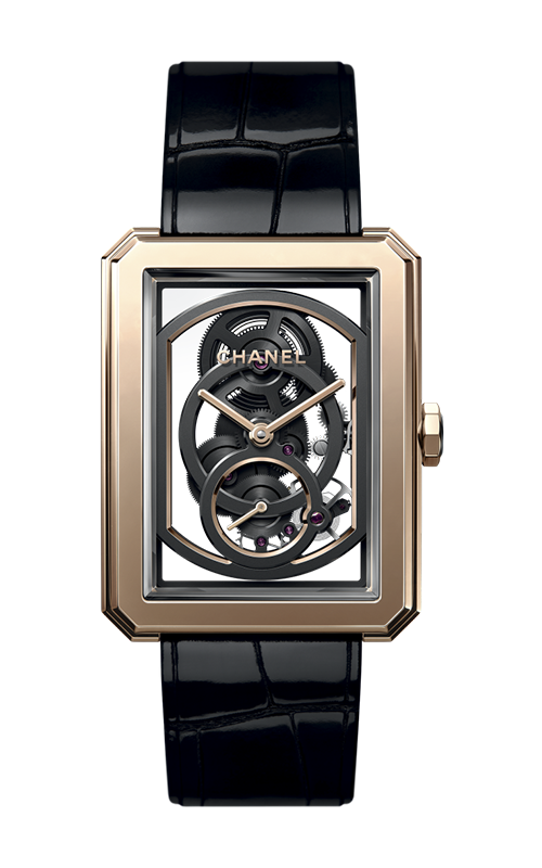 CHANEL BoyFriend Skeleton Watch H5254 product image