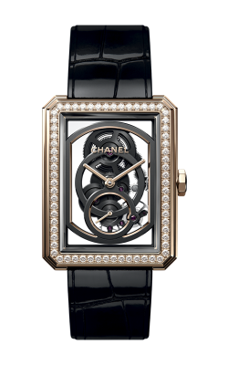 CHANEL BoyFriend Skeleton Watch H5255 product image