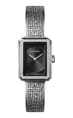 CHANEL BoyFriend Tweed Watch H4877 product image