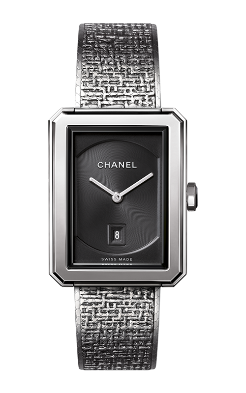 CHANEL BoyFriend Tweed Watch H4878 product image