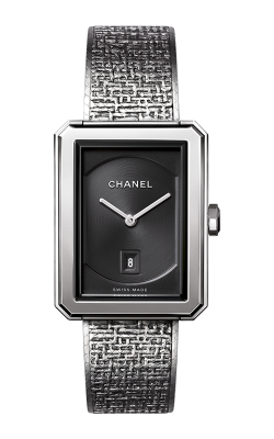 CHANEL BoyFriend Tweed Watch H4878 product image
