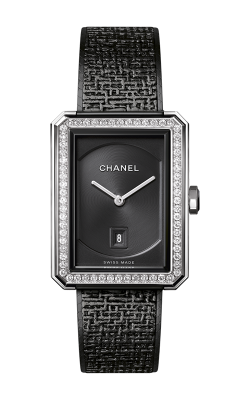 CHANEL BoyFriend Tweed Watch H5318 product image